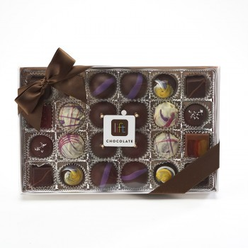 Lift Chocolate 24 Pack assorted Handmade Truffles LOCAL