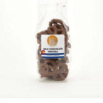 Gourmet Chocolate Covered Pretzels 4 Oz