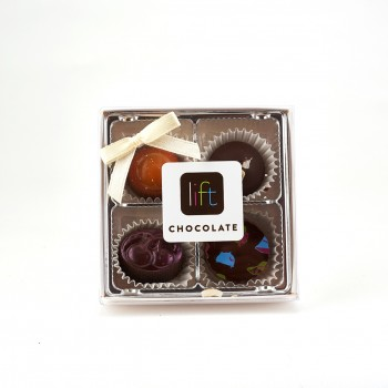 Lift Chocolate Assorted 4 pack