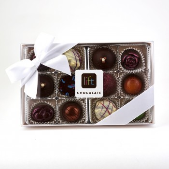 Lift Chocolate Assorted 12 pack