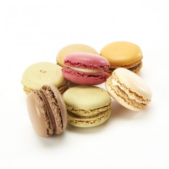 5280Gourmet Assorted Macarons per 6