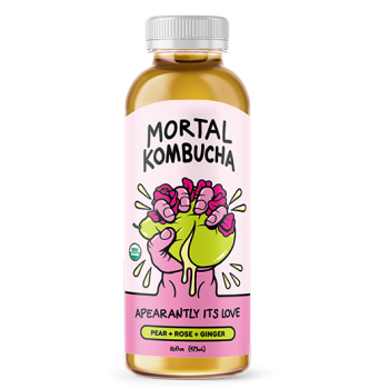 5280Market Mortal kombucha aPearantly its love 16 OZ