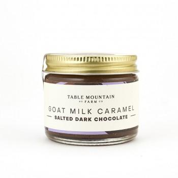 5280Market Table Mountain Goat Caramel Salted Dark Chocolate 2.15 Oz