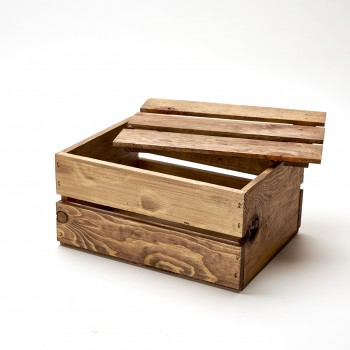 Recycled Colorado Beetle Kill Crate