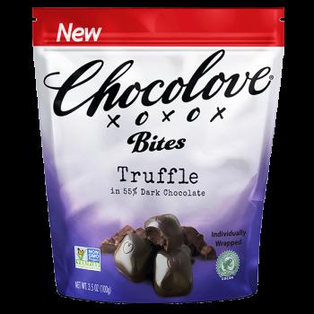 Chocolove Truffle Bites 3.5 Oz