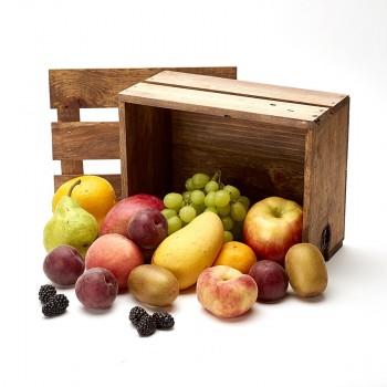 Colorado fresh Fruit Crate