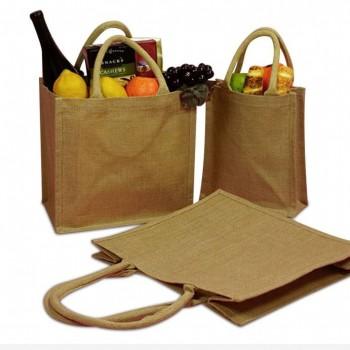 Jute Shopping Bags 5280gourmet.com