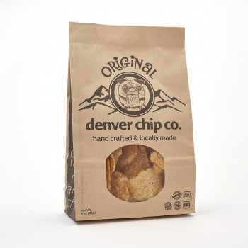 Denver Chip Co Potato Chips 4 oz