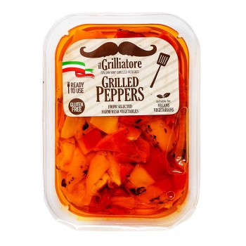 iIl Grilliarore Grilled Roasted Peppers