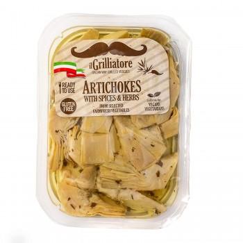 IlGrilliarore Grilled Roasted Artichoke
