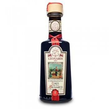 Acetaia Leonardi 5 Year La Corte Balsamic Condiment