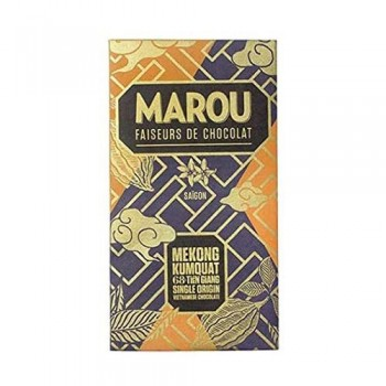 Marou Mekong Kumquat 68 % 2.8 Oz
