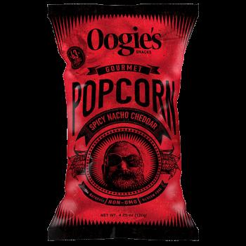 Oogies Spicy Nacho Cheddar