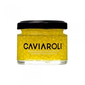 Caviaroli, Piqual EV Olive oil Caviar 50 Gr