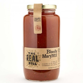 Real Dill Bloody Mary Mix 32 Oz