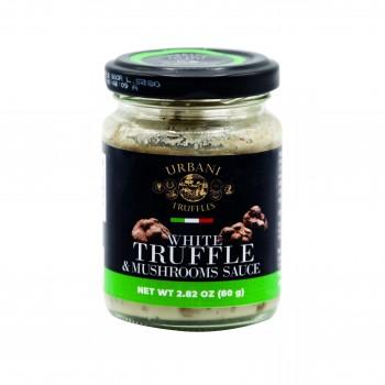 Urbani  White truffles and Mushroom Sause 2.83 Oz