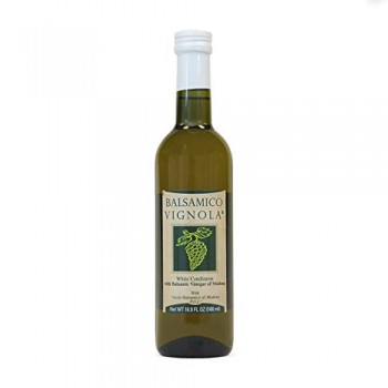 Vignola White Balsamic Vinegar 13.7 Oz