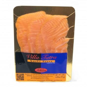 Vila Tatra Smoked Salmon 4 oz