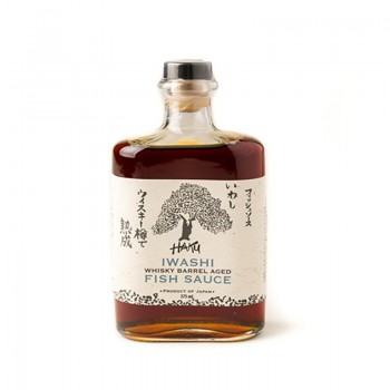 5280 Market and 5280 Gourmet Proudly offer  Haku Iwashi Whisky Barrel Aged Fish Sauce Delicate, subtle and refined, a fundamental Ingredient of Japanese cuisine. Haku Iwashi Whisky Barrel Aged Fish Sauce is Master crafted following ancestral methods datin