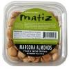 Matiz Marcona Fried Salted Tubs - 4oz