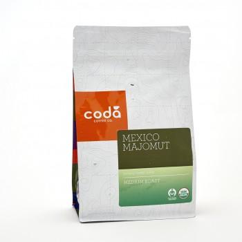 Coda Coffe Mexican Majomut 12 Oz