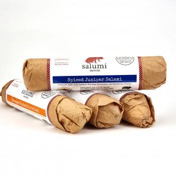 Il Porcellino Spiced Juniper Salami 5.5 Oz