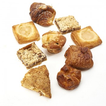 Assorted Fresh baked pastries