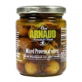 Arnoud Provincial Mixed olives 9.2 Oz