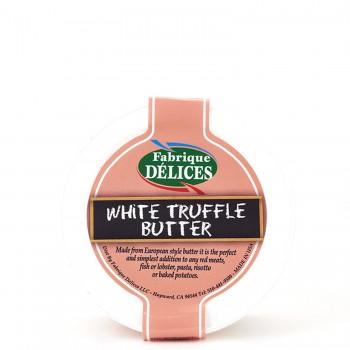 Fabrique Delices white Truffle Butter 3 Oz