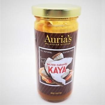 Auria's Salted Coconut Caramel Kaya