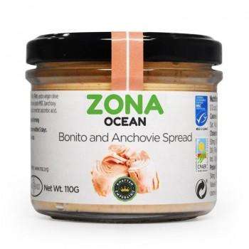 5280Market Zona Ocean Bonita and Anchovie Spread 110 G