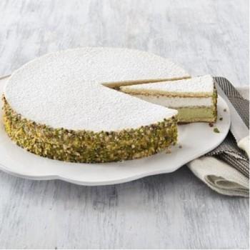 Bindi Pistachio Ricotta Cake
