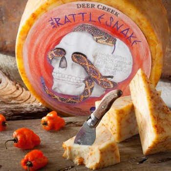 Deer creek rattlesnake cheese -www.5280Gourmet.com