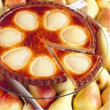 Bindi Crostata di Pere (Pear Tart) Cake