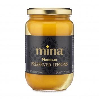 Mina 12.5 oz Moroccan Preserved Lemons