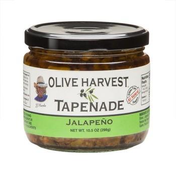Olive Harvest Jalapeno Tapenade 10.5 Oz