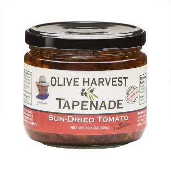 Olive Harvest Tapenade Sundried Tomato