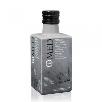 O-MED SMOKED OLIVE OIL