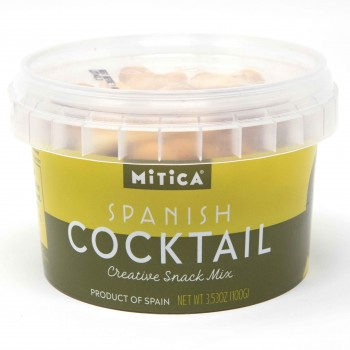 Mitica Spanish Cocktail Nuts 3.5 Oz