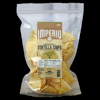Imperio Tortilla Chips  3.0 Oz