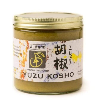 Yuzu Kosho Green 2 Oz