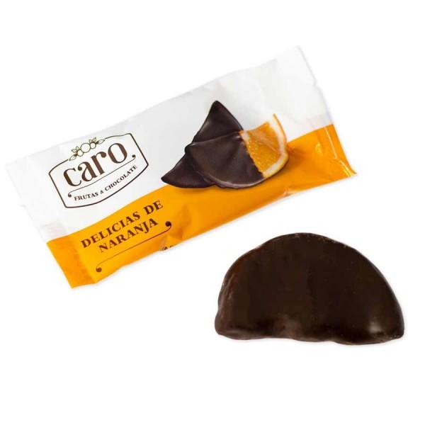 Caro Chocolate Delicias de Naranja 5280Gourmet