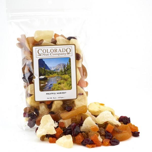 Colorado Aloha Mix Fruit 8 Oz Tropical Dried Fruits and nuts