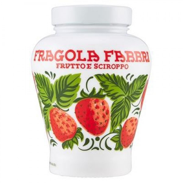 Fragola Fabbri wild Strawberries 230 g ( 8.1 OZ )