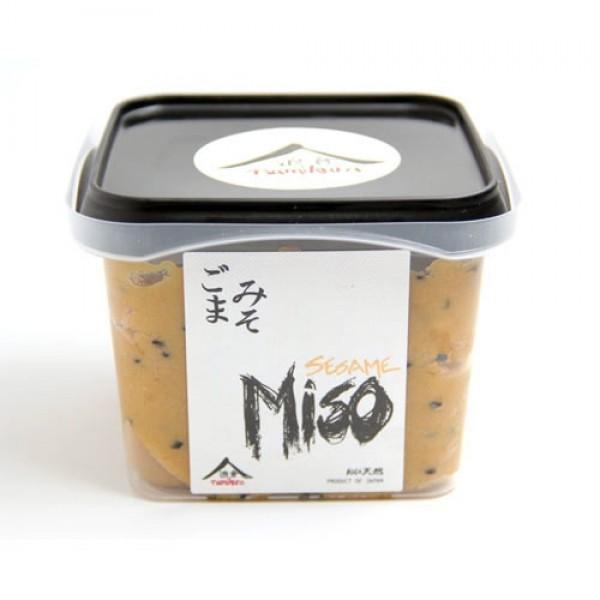 Namikura Sesame Miso 500 Gr - 5280Market-